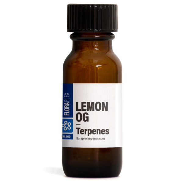 Lemon OG Terpenes Blend - Floraplex 15ml Bottle