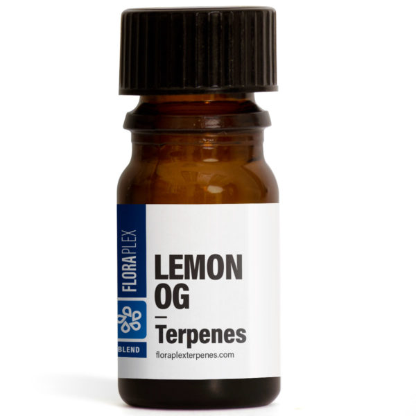 Lemon OG Terpenes Blend - Floraplex 5ml Bottle