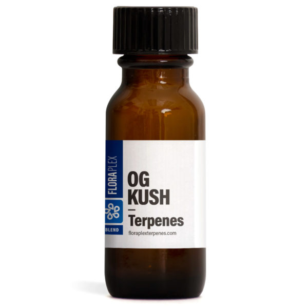 OG Kush Terpenes Blend - Floraplex 15ml Bottle