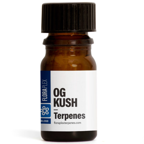 OG Kush Terpenes Blend - Floraplex 5ml Bottle