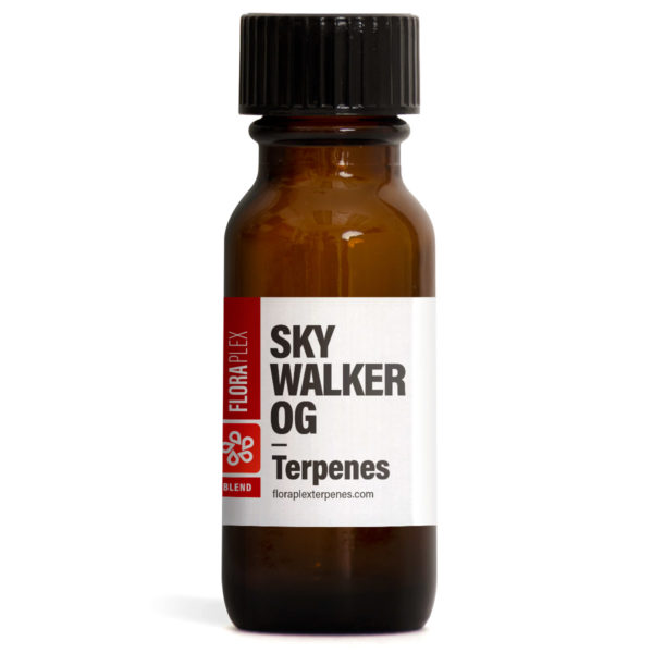 Skywalker OG Terpenes Blend - Floraplex 15ml Bottle