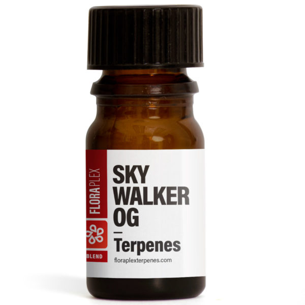 Skywalker OG Terpenes Blend - Floraplex 5ml Bottle