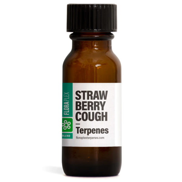 Strawberry Cough Terpenes Blend - Floraplex 15ml Bottle