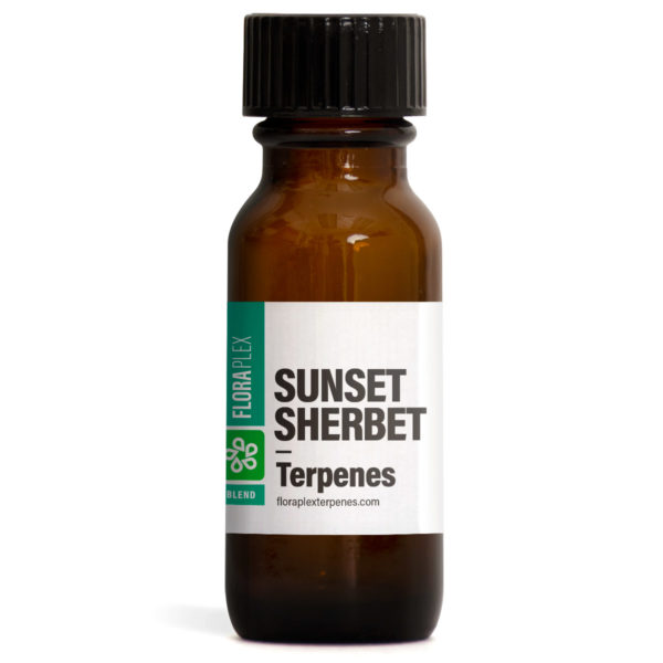 Sunset Sherbet Terpenes Blend - Floraplex 15ml Bottle