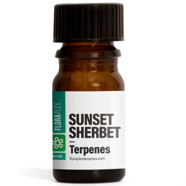 Sunset Sherbet Terpenes Blend - Floraplex 5ml Bottle