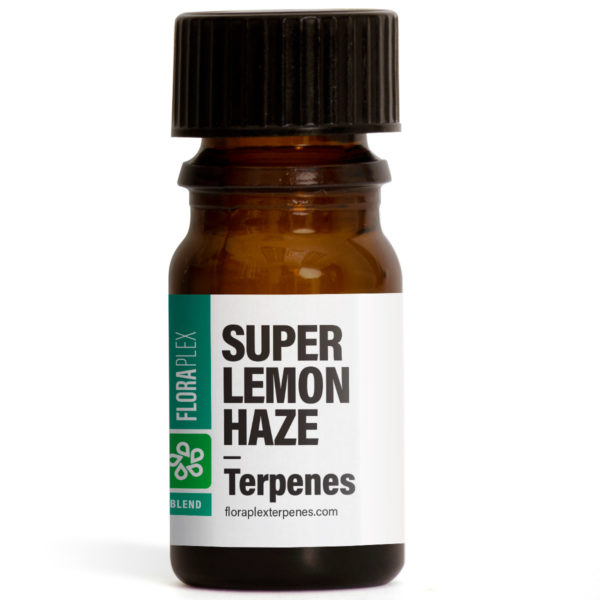 Super Lemon Haze Terpenes Blend - Floraplex 5ml Bottle