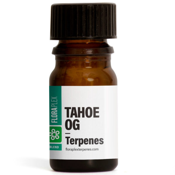 Tahoe OG Terpenes Blend - Floraplex 5ml Bottle