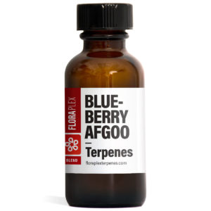 Blueberry Afgoo Terpenes Blend - Floraplex 30ml Bottle