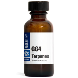 GG4 Terpenes Blend - Floraplex 30ml Bottle