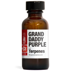Granddaddy Purple Terpenes Blend - Floraplex 30ml Bottle