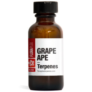 Grape Ape Terpenes Blend - Floraplex 30ml Bottle