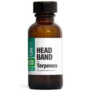 Headband Terpenes Blend - Floraplex 30ml Bottle