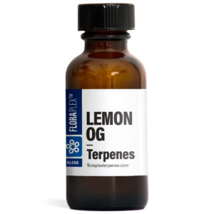 Lemon OG Terpenes Blend - Floraplex 30ml Bottle