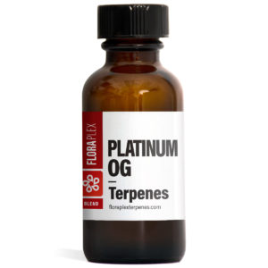 Platinum OG Terpenes Blend - Floraplex 30ml Bottle