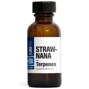Strawnana Terpenes Blend - Floraplex 30ml Bottle