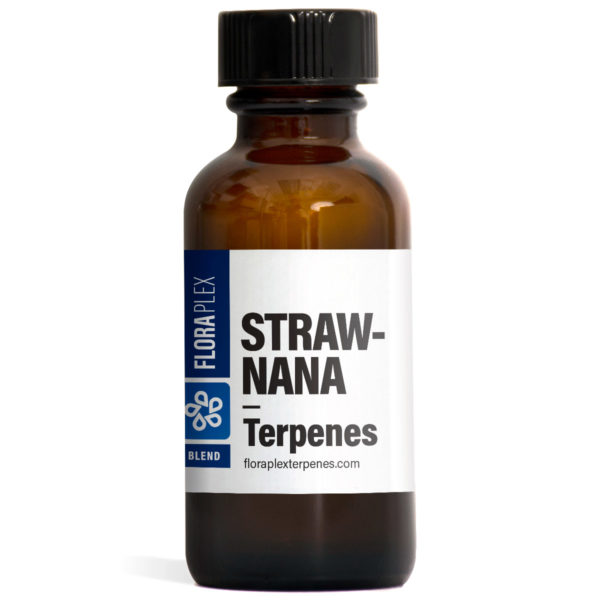Strawnana Terpenes Blend - Floraplex 30ml Bottle