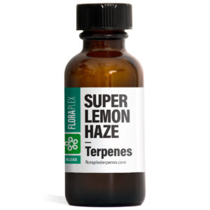 Super Lemon Haze Terpenes Blend - Floraplex 30ml Bottle