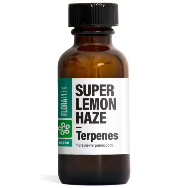 Super Lemon Haze Terpenes Blend - Floraplex 30ml Bottle