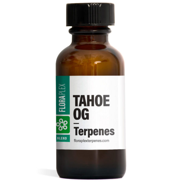 Tahoe OG Terpenes Blend - Floraplex 30ml Bottle