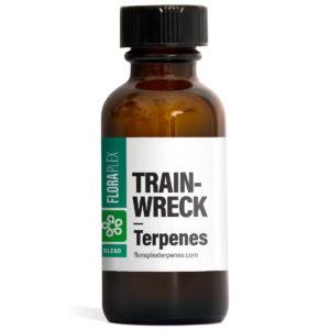 Trainwreck Terpenes Blend - Floraplex 30ml Bottle