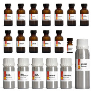 <b>The Extractor's Collection</b> – Isolated Terpenes