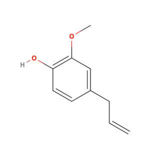 Eugenol Terpene Molecule