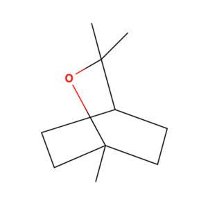 Eucalyptol Terpene Molecule