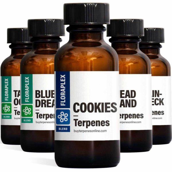 Terpene Profiles - The NorCal Pack - Floraplex