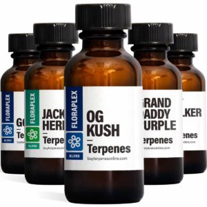 Terpene Profiles - The SoCal Pack - Floraplex