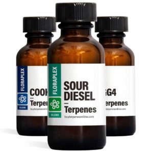 Terpene Profiles - The Legendary Pack - Floraplex