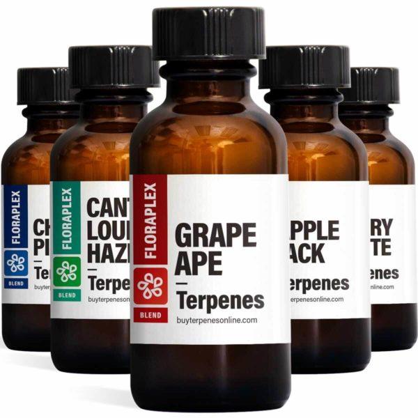 Terpene Profiles - The Fruit Pack - Floraplex