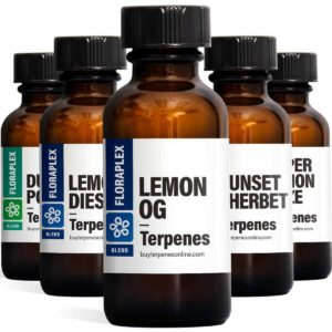 Terpene Profiles - The Citrus Pack - Floraplex