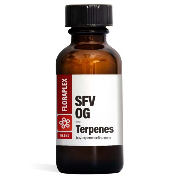 SFV OG Terpene Blend - Floraplex 30ml Bottle