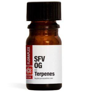 SFV OG Terpene Blend - Floraplex 5ml Bottle