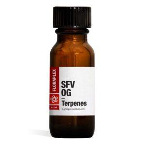SFV OG Terpene Blend - Floraplex 15ml Bottle