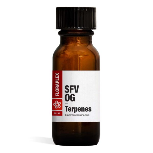 SFV OG Terpene Blend - Floraplex 15ml Bottle