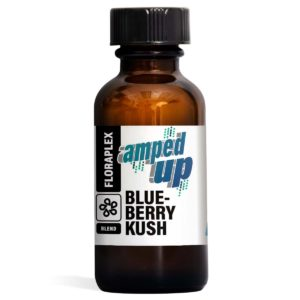 Blueberry Kush Amped Up - Floraplex 30ml Bottle