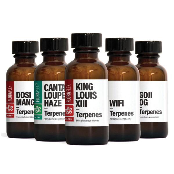 Pick'em Pack March Edition featuring: Dosi Mango, Cantaloupe Haze, King Louis XIII, WIFI, Goji OG.