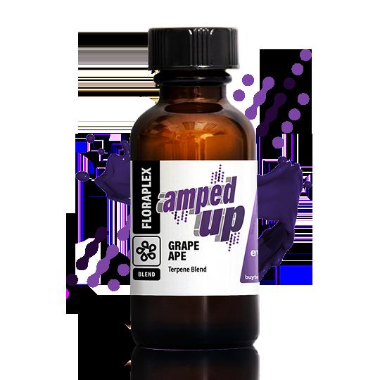 Amped Up Grape Ape - Floraplex Terpenes