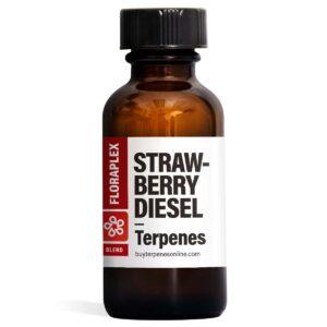 Strawberry Diesel Terpene Blend - Floraplex 30ml Bottle