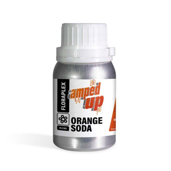 Floraplex Amped Up Orange Soda - 4 oz