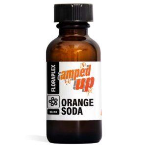 Floraplex Amped Up Orange Soda - 1 oz