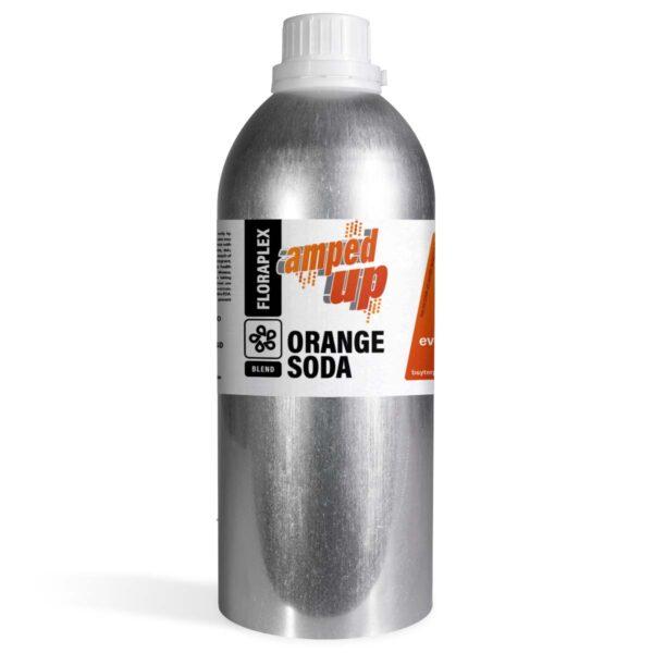 Floraplex Amped Up Orange Soda - 32 oz
